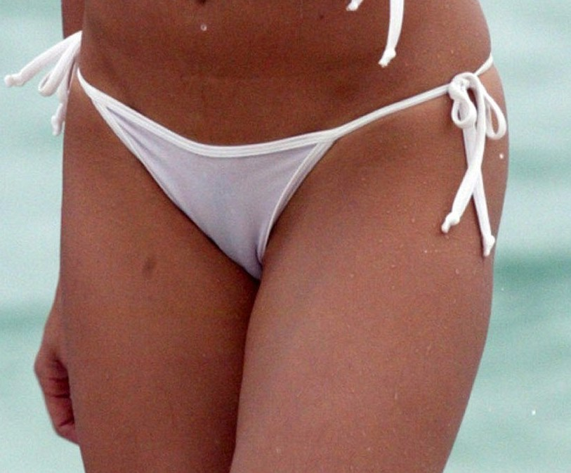 Too Cameron diaz see through bikini